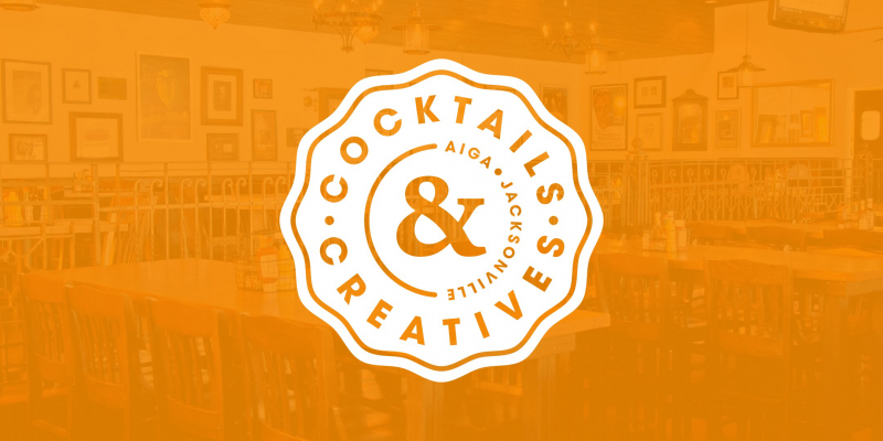 Cocktails & Creatives at Poe's Tavern – Atlantic Beach | AIGA Jacksonville