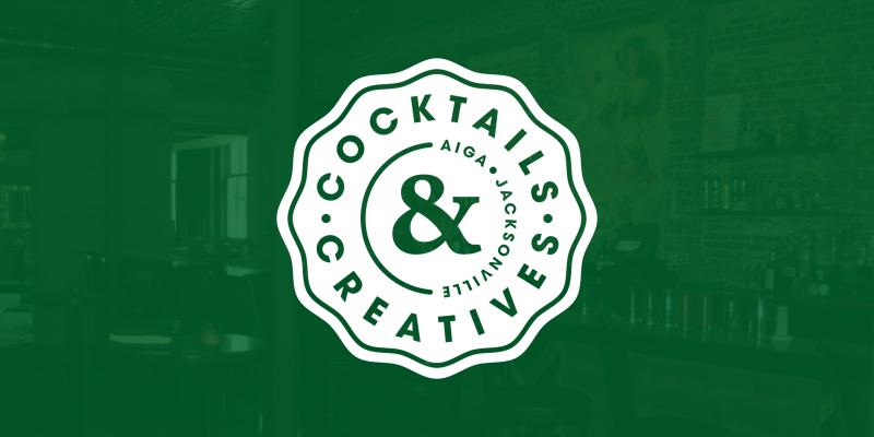 Cocktails & Creatives at Dos Gatos – Downtown Jax (21+)   AIGA Jacksonville