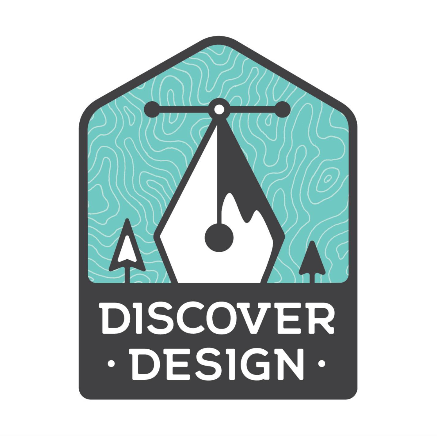 Final Discover Design Logo