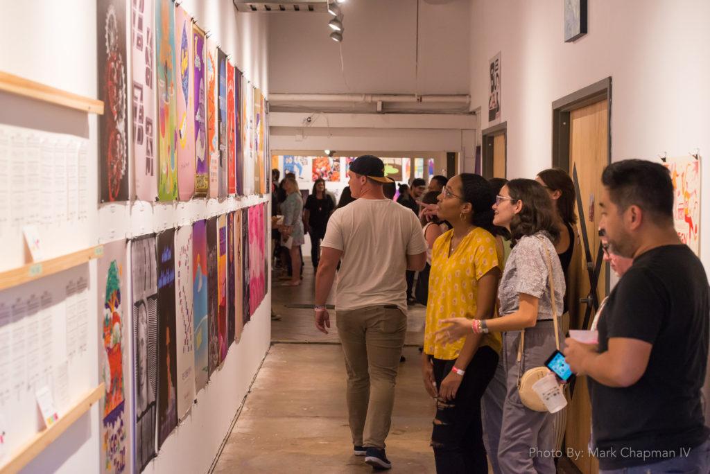 d+m-2019-posters-hallway